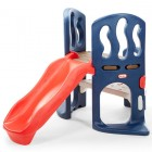 Little Tikes: Hide & Slide™ Climber - Blue and Red