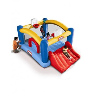 Little Tikes: Junior Sports N Slide Bouncer