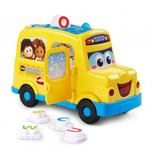 Vtech: Count & Learn Alphabet Bus