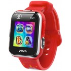 Vtech: KidiZoom Smartwatch DX2 Red with Unicorn Pattern