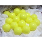 Joyful Balls - 100 Pieces Light Yellow Colour Pack