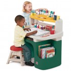 Step2: Art Master Activity Desk