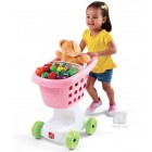 Step2: Little Helper's Shopping Cart (Pink)