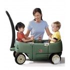 Step2: Wagon for Two Plus (WILLOW GREEN)