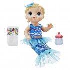 Hasbro: Baby Alive Shimmer 'n Splash Mermaid