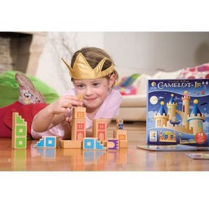 SmartGames: Camelot Jr.