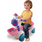 Vtech: Baby 3-in-1 Zebra Scooter Pink