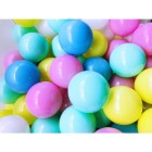Joyful Balls - 100 Pieces Pastel Colour Pack