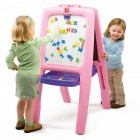 Step2: Easel for Two (Pink)